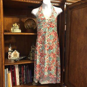 Girls floral dress size 12